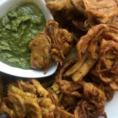 Crispy Vegetable Pakoras | Vegetable Fritters