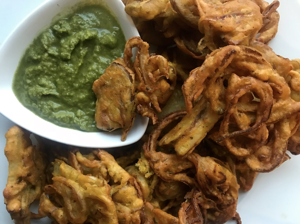 Crispy Vegetable Pakoras | Vegetable Fritters