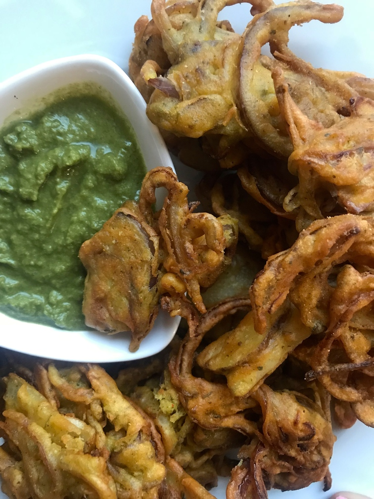 How to make Crispy Vegetable Pakoras | Vegetable Fritters | crispy, golden, battered, and pan-fried vegetables. An absolute must with Indian chai.