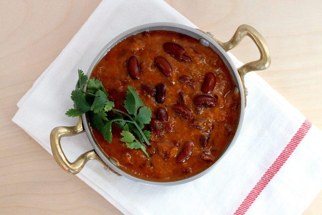 Kashmiri Rajma   Creamy Kidney Beans