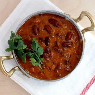 Kashmiri Rajma | Creamy Kidney Beans