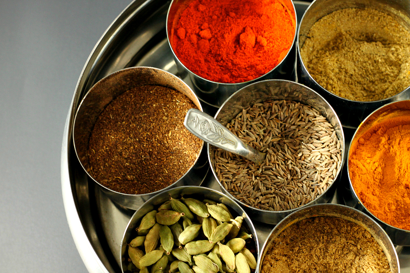 Indian Spice Glossary - Love Laugh Mirch