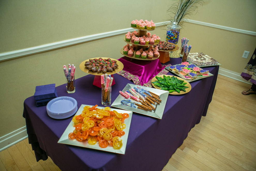 Bollywood Baby Shower
