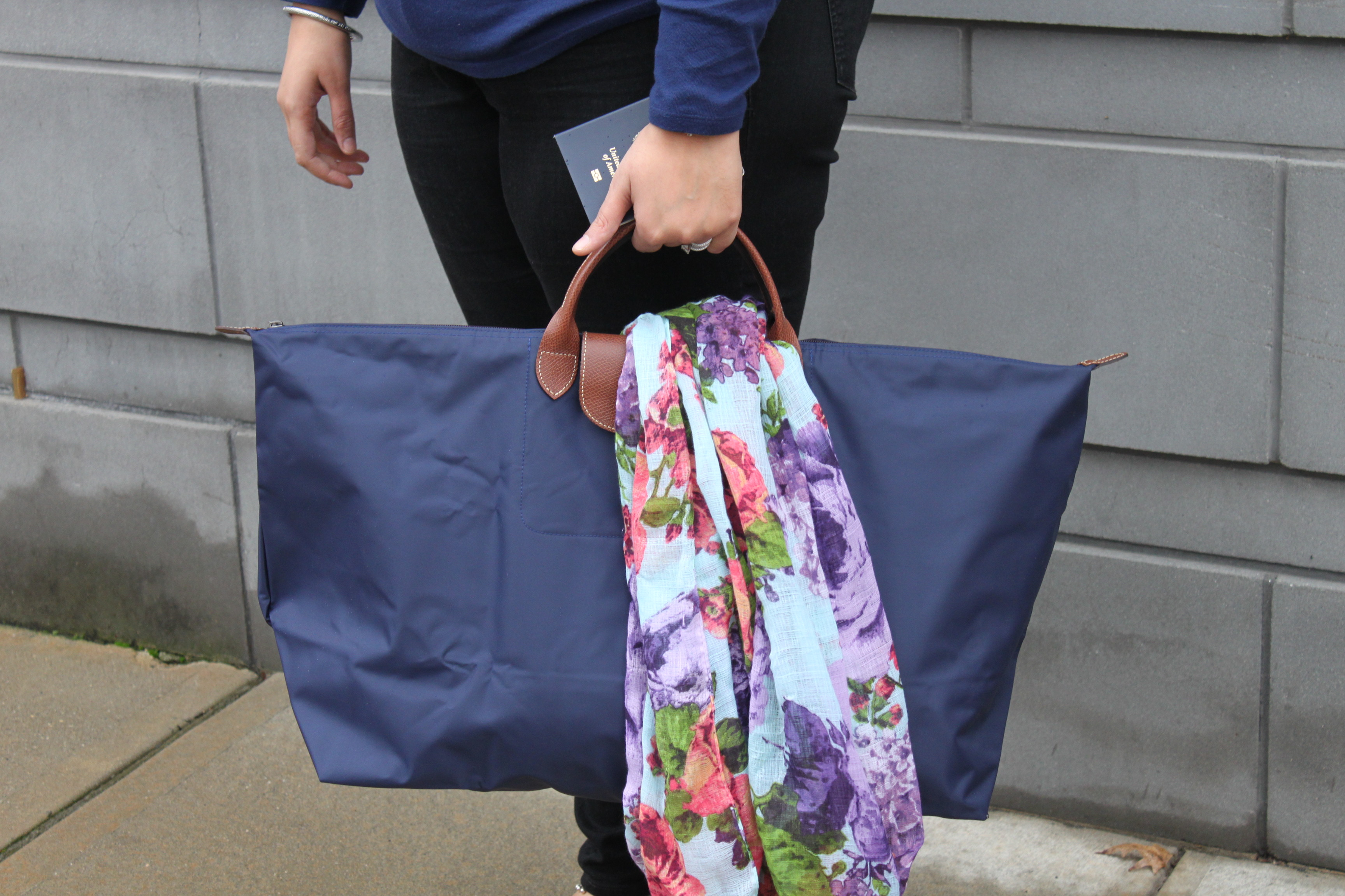 Flying Home + Carry On Giveaway