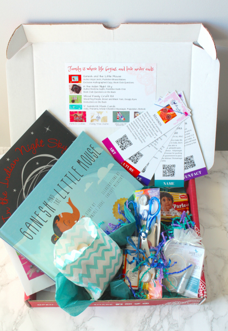 Friday Favorites: Sanskriti Box
