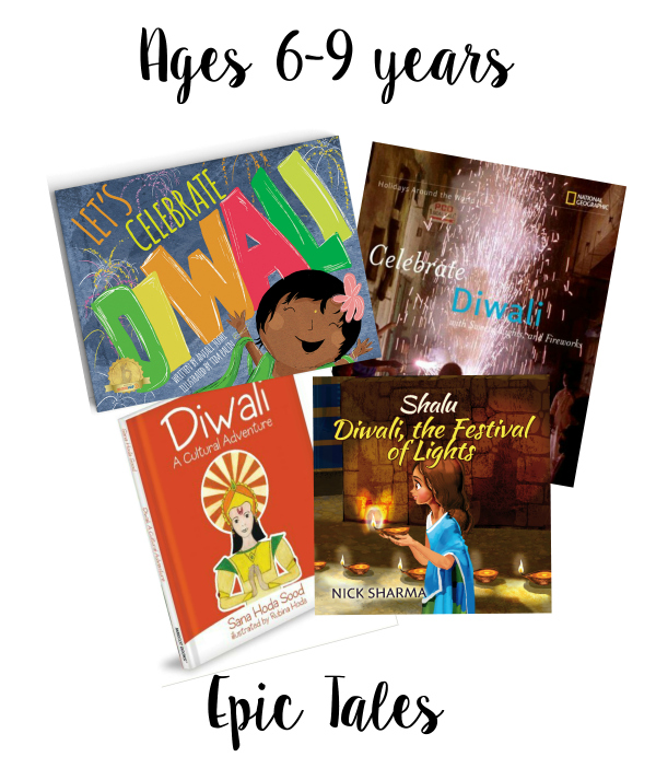 Diwali Books By Age
