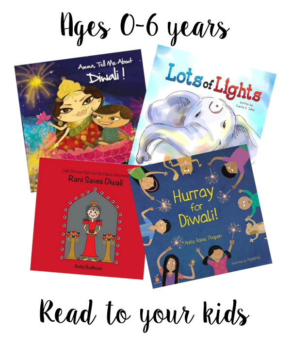 Diwali Books By Ages