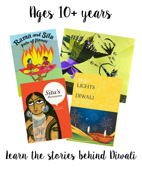 Diwali Books By Age
