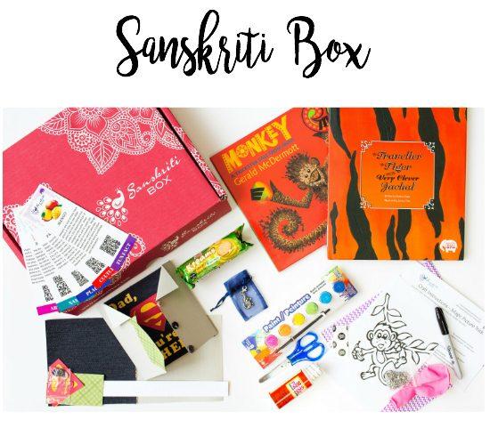 sanskriti box