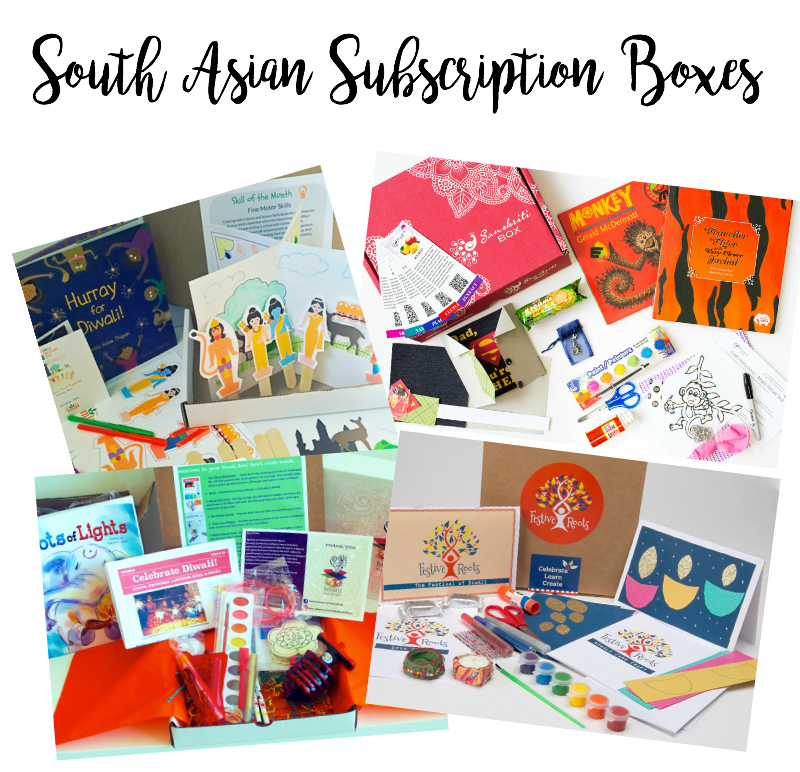 4 South Asian Subscription Boxes You Should Know About