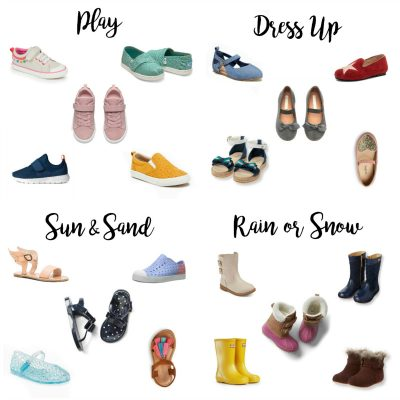 Friday Favorites | Toddler Shoes for Girls