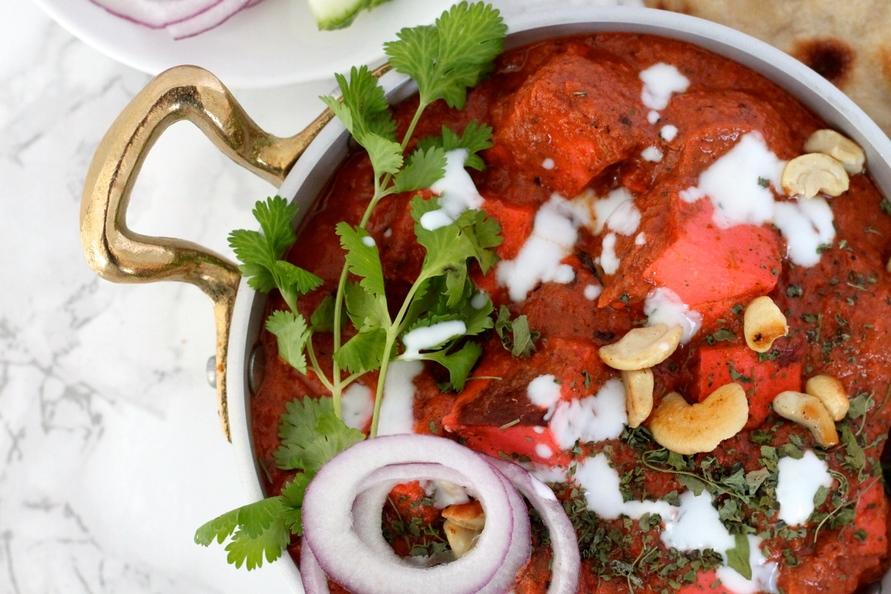 How to make Paneer Makhani