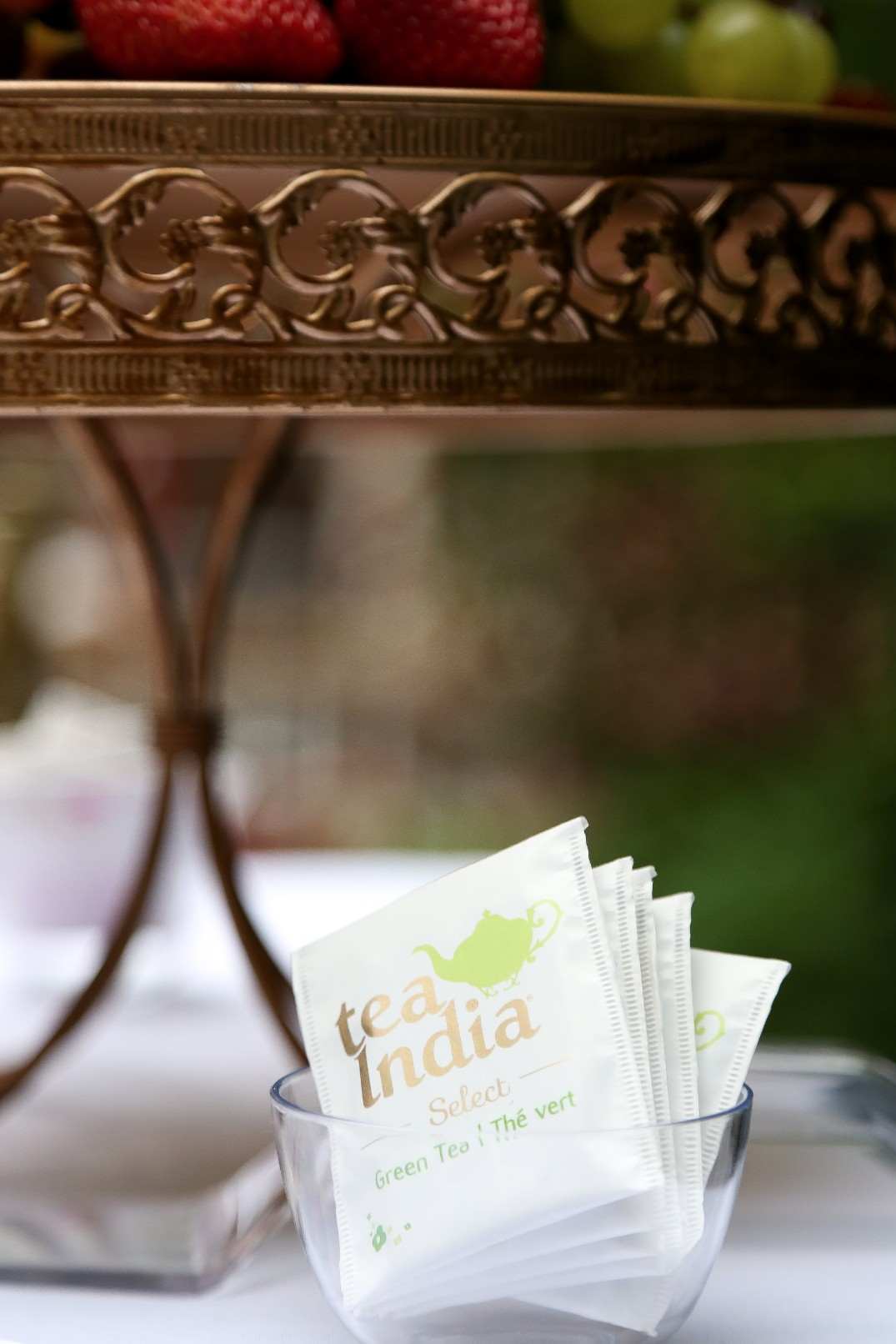 indian afternoon tea invite table setting love laugh mirch