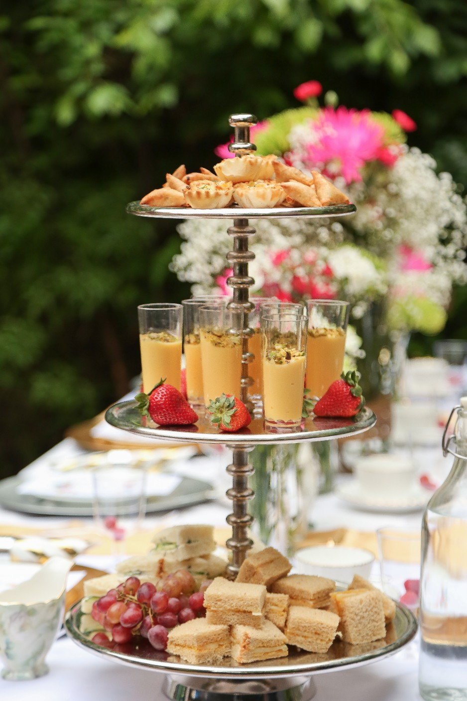 Indian Afternoon Tea | Tea Party + Giveaway