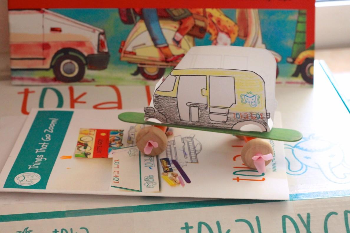 Toka Box   August Box