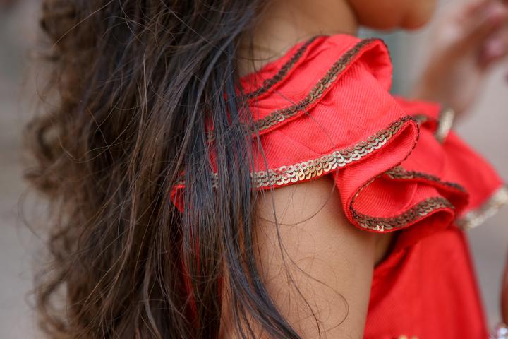 Celebrating Diwali With Masala Baby
