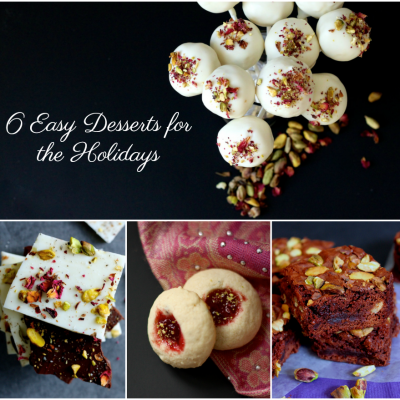 6 Easy Desserts for the Holidays