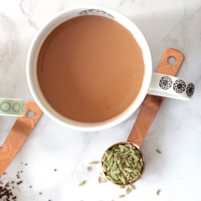 Saunf Wali Chai | Fennel Infused Tea