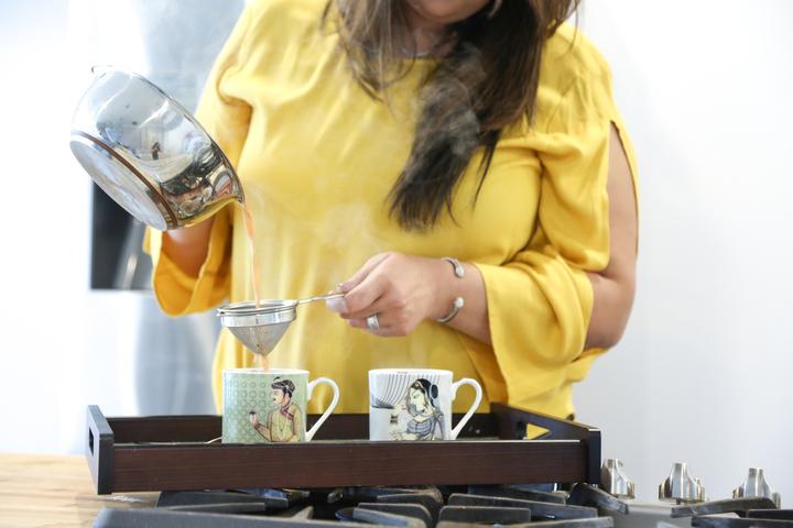 Saunf Wali Chai | Fennel Infused Tea