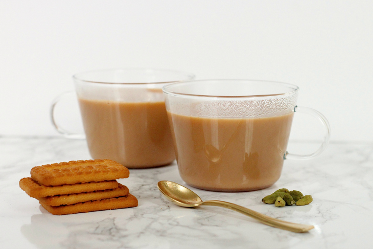 My everyday chai + 5 tips to make the best chai | an authentic Indian Chai recipe, that's bold and rich while being perfectly sweet and flavorful.