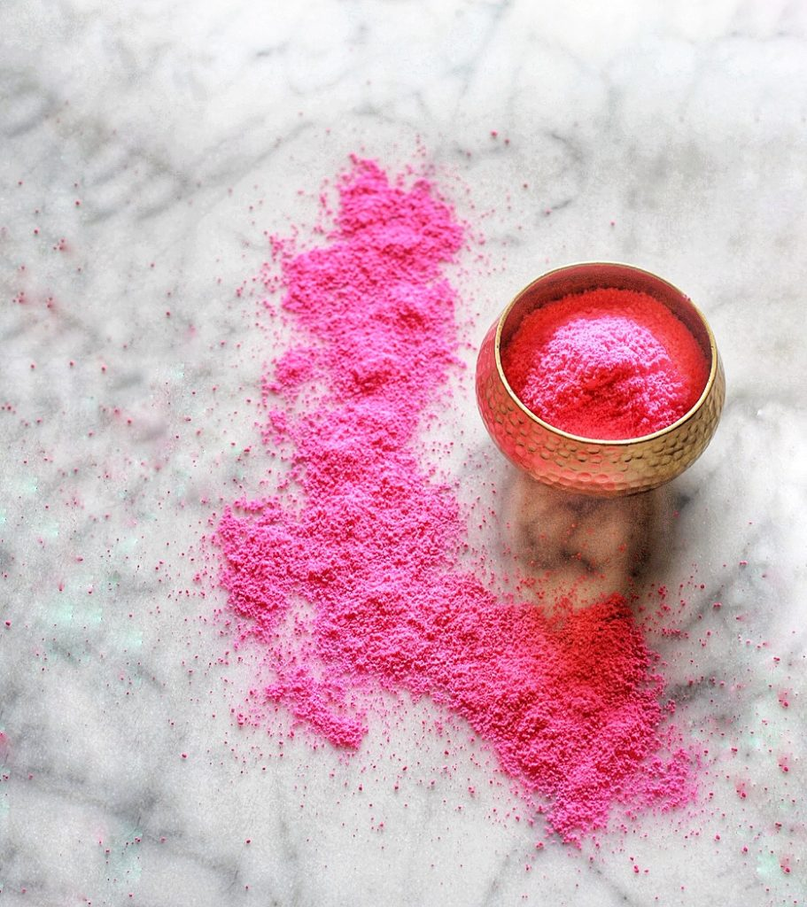 5 Homemade Holi Color Recipes
