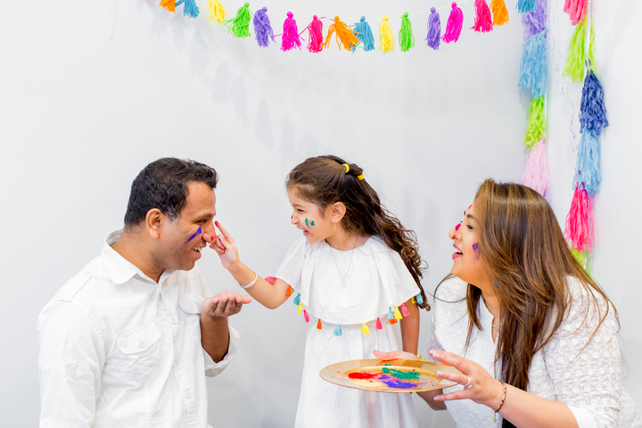 Our Holi Favorites | A what to eat, what to wear and where to play guide to celebrating Holi, the Indian festival of color.