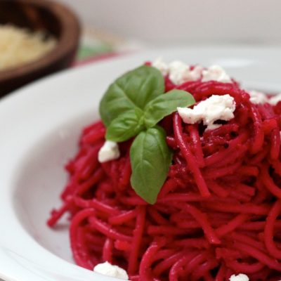 Roasted Beetroot Pesto