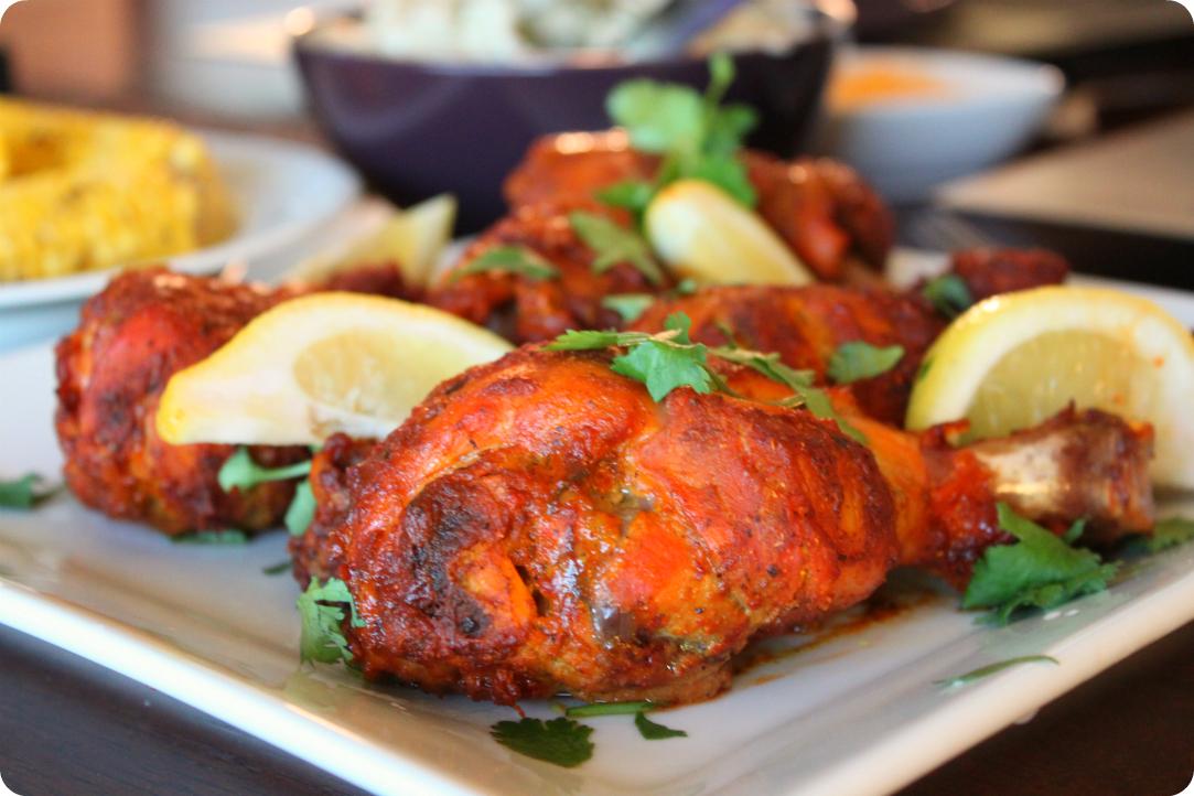 how to make tandoori chicken at home in hindi